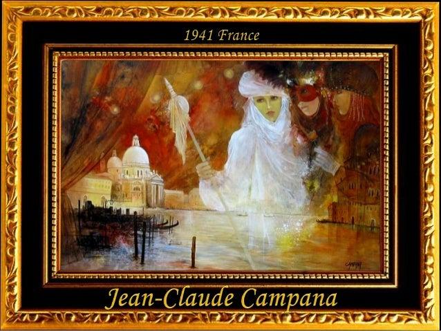 JEAN-CLAUDE CAMPANA