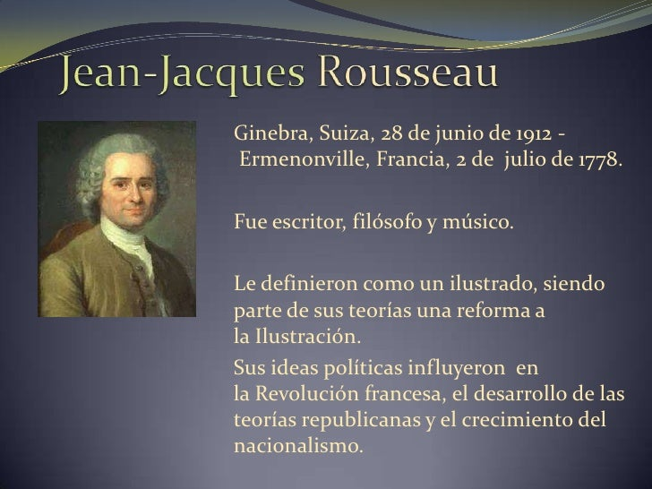 """a comparison of john locke and jean jacques rousseau in their views about land ownership """"the state of nature"""" in john locke, thomas hobbes and jean-jacques rousseau - a critical analysis and comparison in consideration of their social and historical background - thomas hühne - term paper - philosophy - practical (ethics, aesthetics, culture, nature, right."""
