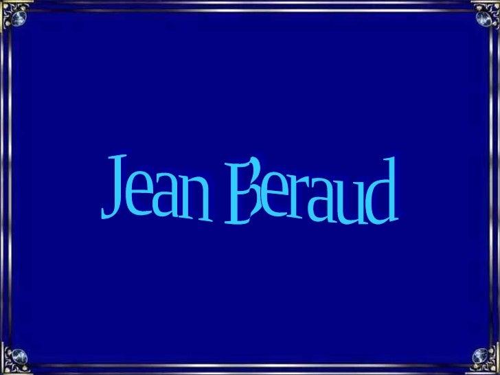 Jean Beraud