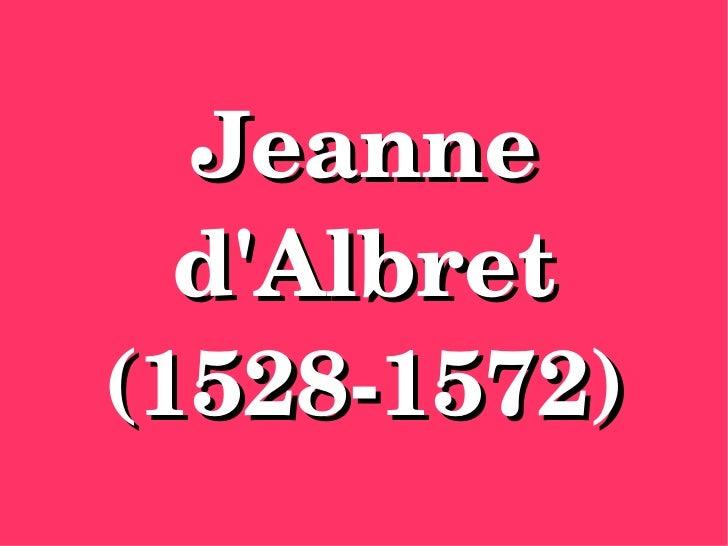 Jeanne  dAlbret(15281572)