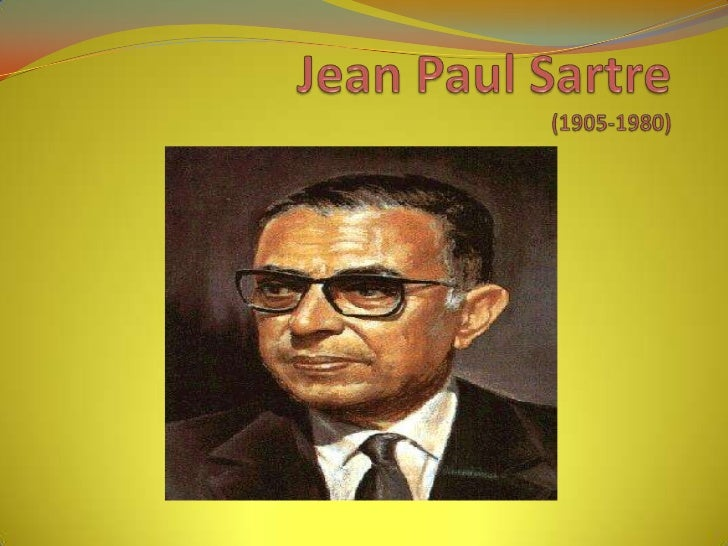 Jean Paul Sartre Existentialism Essay Jean Existentialism Essay  Analysis Jeanpaul Sartre Do My Work For Me also Synthesis Essay Tips  Essay On My School In English