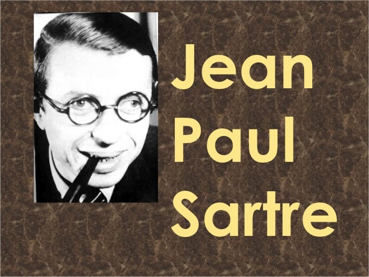 JeanPaulSartre