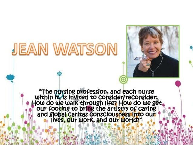 Jean Watson TFN