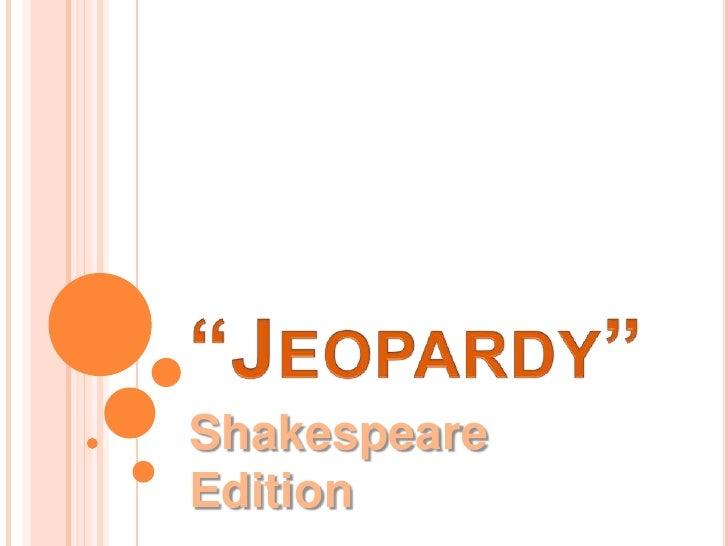 Jeapordy