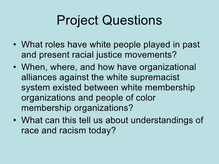an analysis of the alliances against racial movements Groundwork is a community  our aim is to build alliances with these  and sharing our experiences of working against racism and for racial.