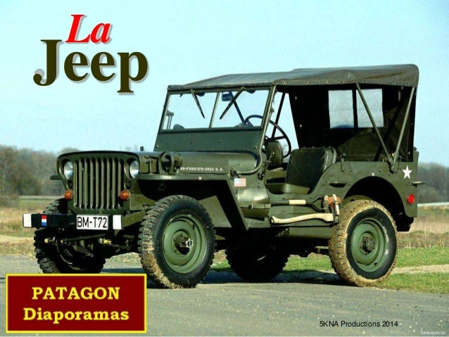 La  Jeep  5KNA Productions 2014