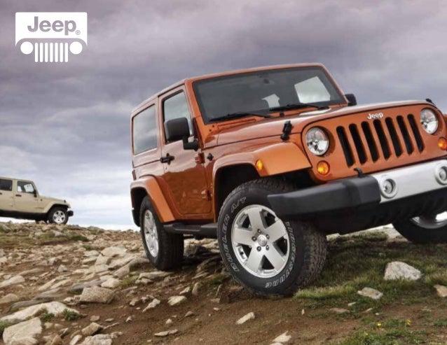 La historia de Jeep comienza oficialmente en 1941 cuando Ford y Willys-Overland comenzaron a fabricar vehícu-           lo...