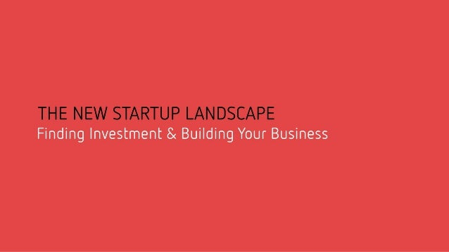 The New Funding Landscape: Crowd Test Before you Invest