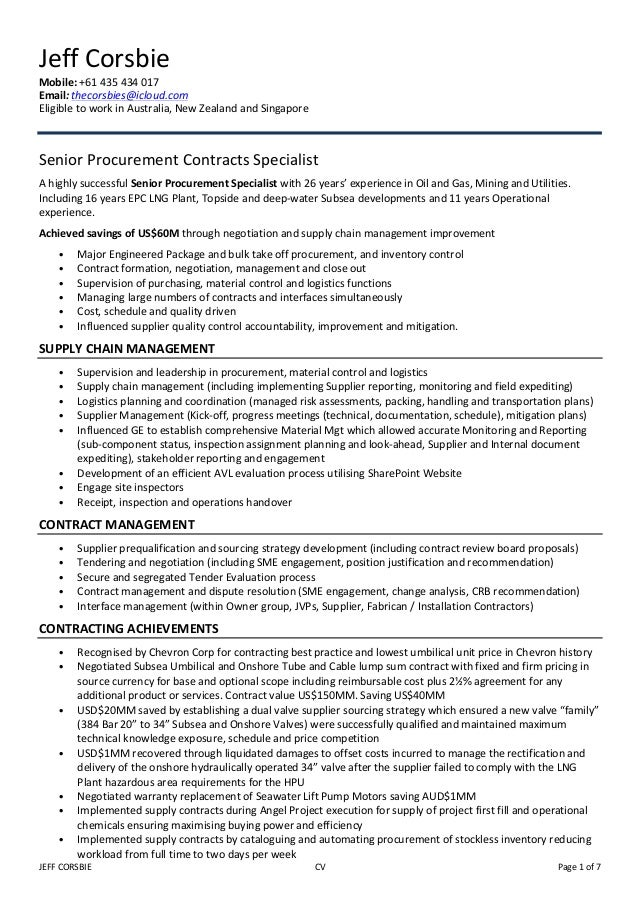 Quality control specialist cover letter / Sospensione thesis