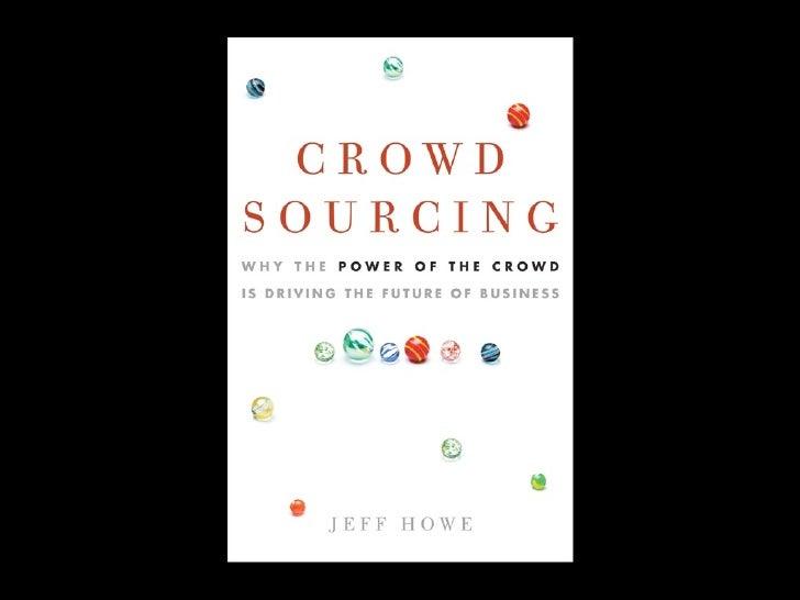 Jeff Howe Poynter Presentation