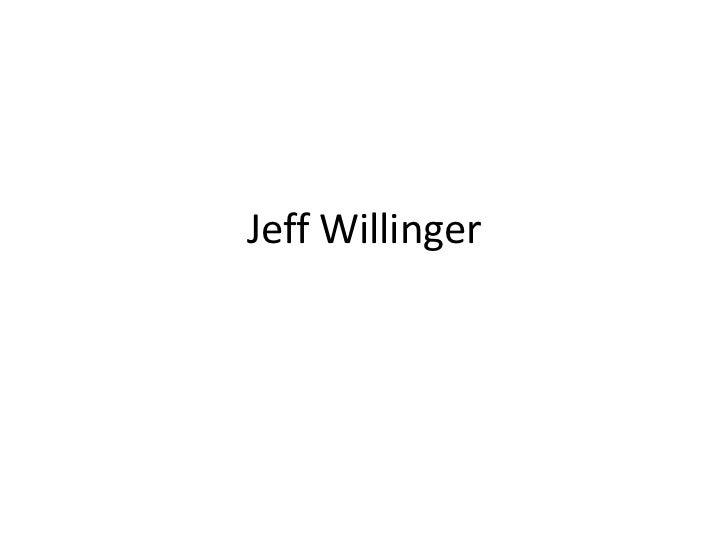 Jeff Willinger