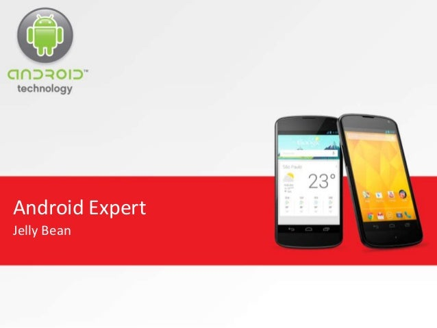 Android Expert Jelly Bean