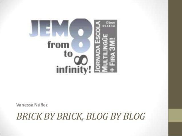 Jem8 blog by blog