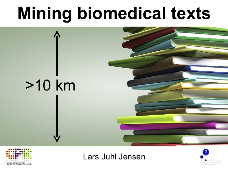 Mining biomedical texts
