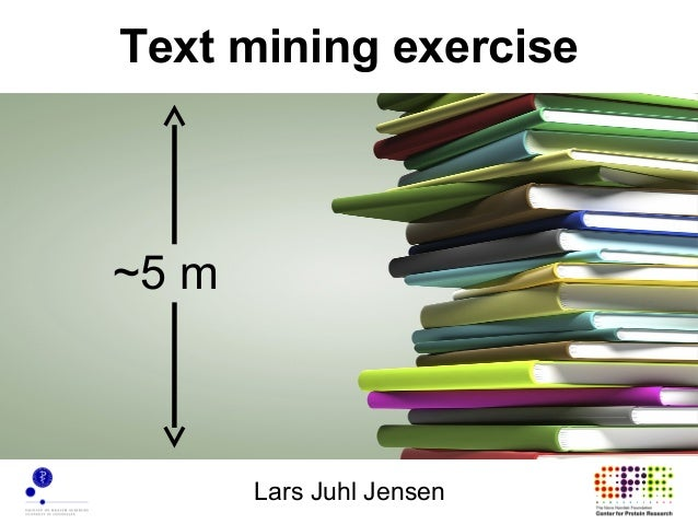 Text mining exercise