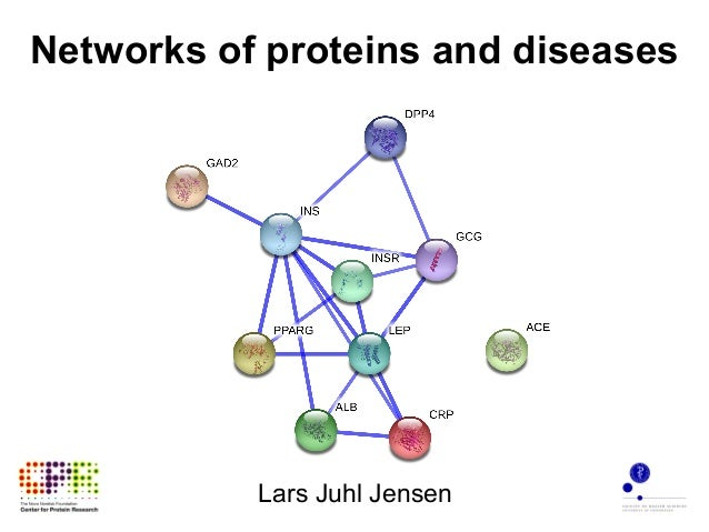 Networks of proteins and diseases