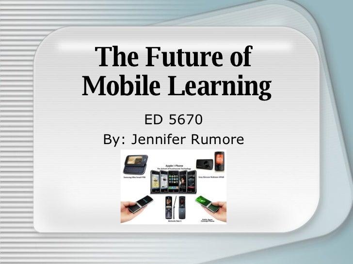 Jen ICP-Mobile Learning
