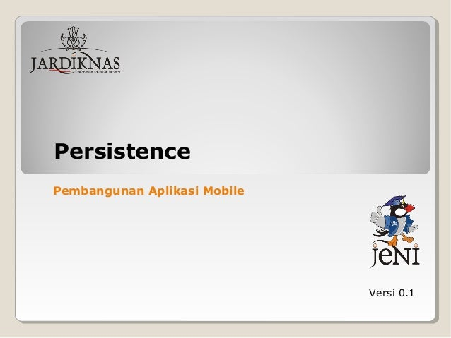 Jeni slides j2 me-05-persistence