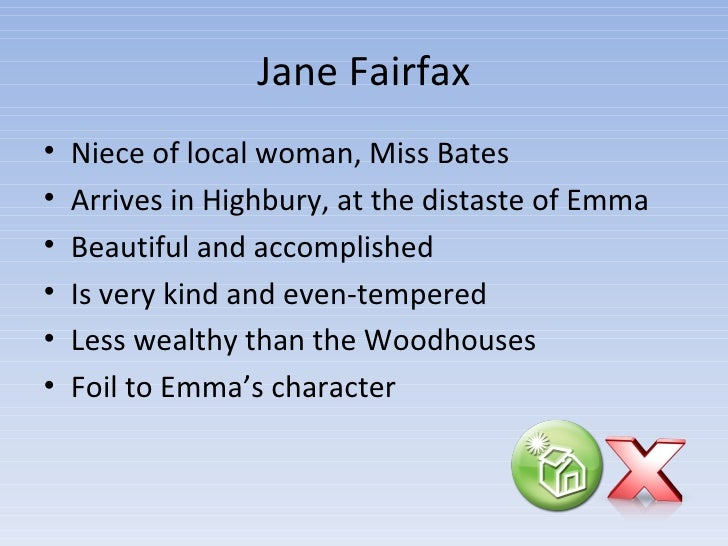 a character analysis of the novel emma Jane austen's emma - character analysis of protagonist  throughout the  novel, emma struggles to develop emotionally because her.