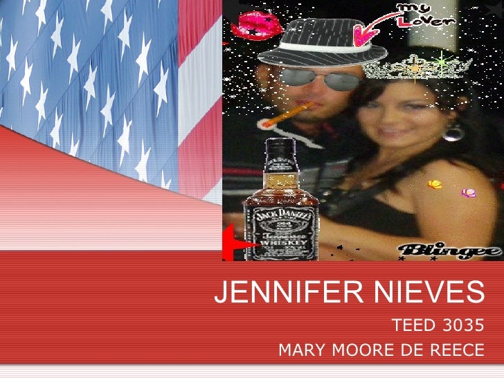 JENNIFER NIEVES TEED 3035 MARY MOORE DE REECE