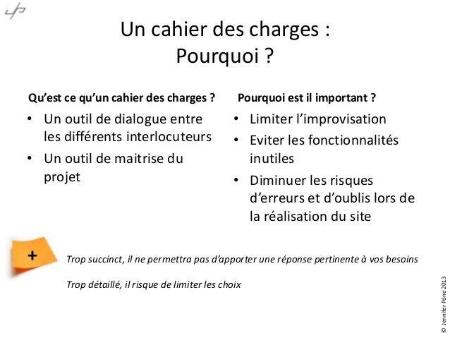 Site internet cahier des charges - Cahier des charges definition ...