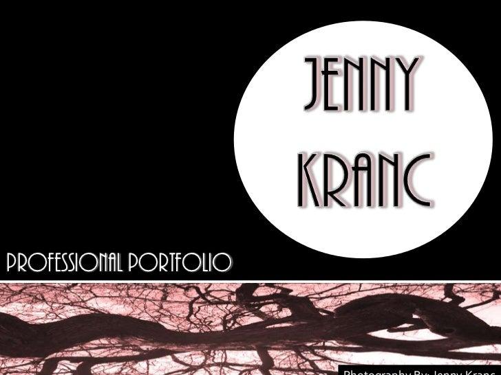 Jennys Portfolio
