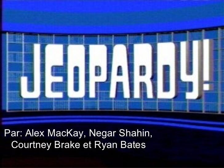 Par: Alex MacKay, Negar Shahin, Courtney Brake et Ryan Bates