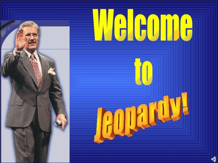 Jeopardy  Really Good Template