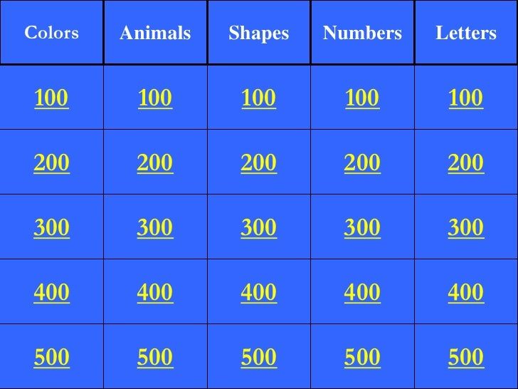Jeopardy Text Images - Reverse Search