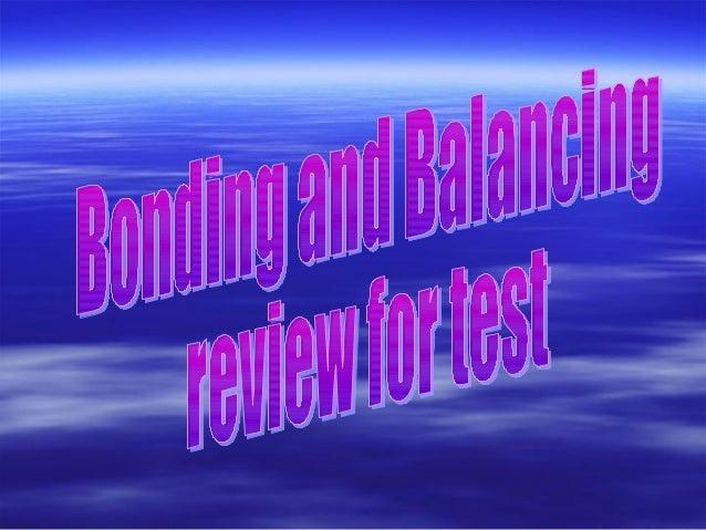 Jeopardy bond balance 1