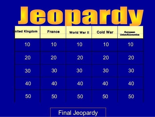 Jeopardy europe review (1)