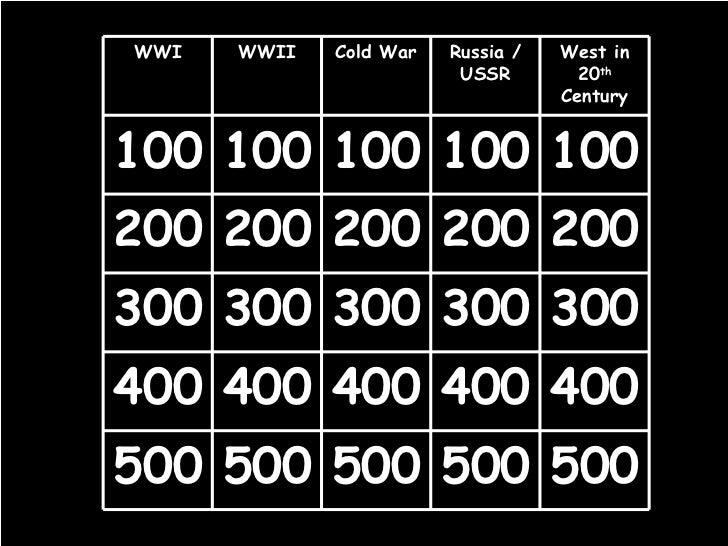 Jeopardy reviewchptrs343536