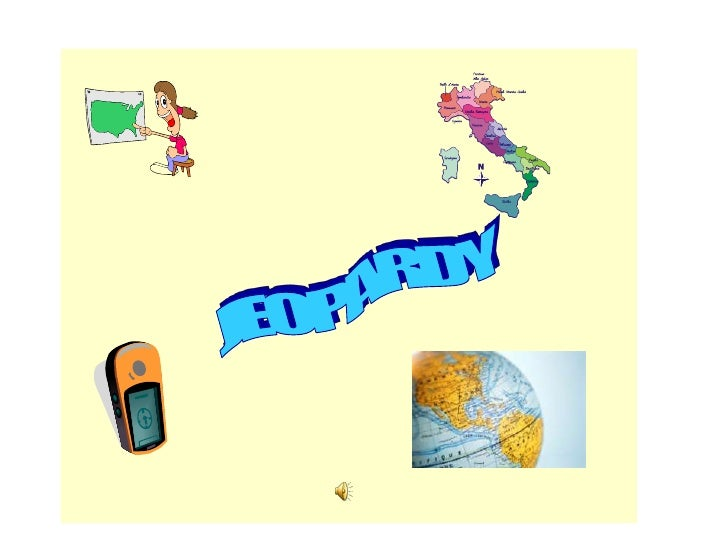Five Themes                  Map       Parts of a   Types of      of               Projection     Map         Maps  Geogra...