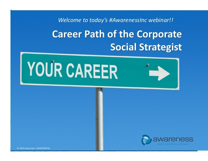 Jeremiah Owyang's Career Path of a Corporate Social Strategist for Awareness, Inc.
