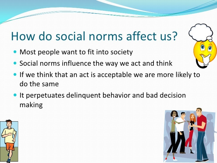 an introduction to the analysis of social norms To better examine the process of group normative influence on a specific health issue, this study employed social network analysis of complete groups specifically, the cognitive social structure (css) was adapted to examine collective work group norms around a precise health issue for this.