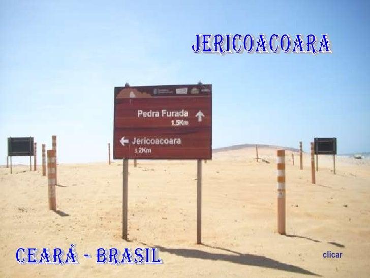JERICOACOARA CEARÁ - BRASIL clicar