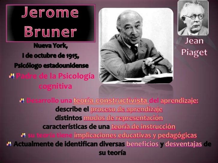 Jerome brouner