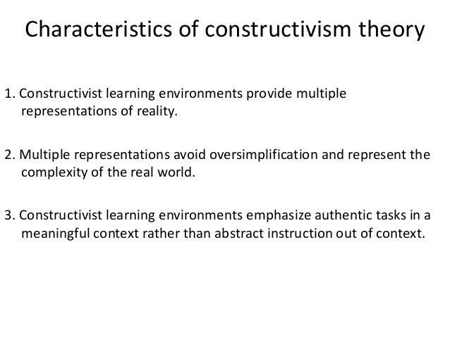 Constructivist Theory