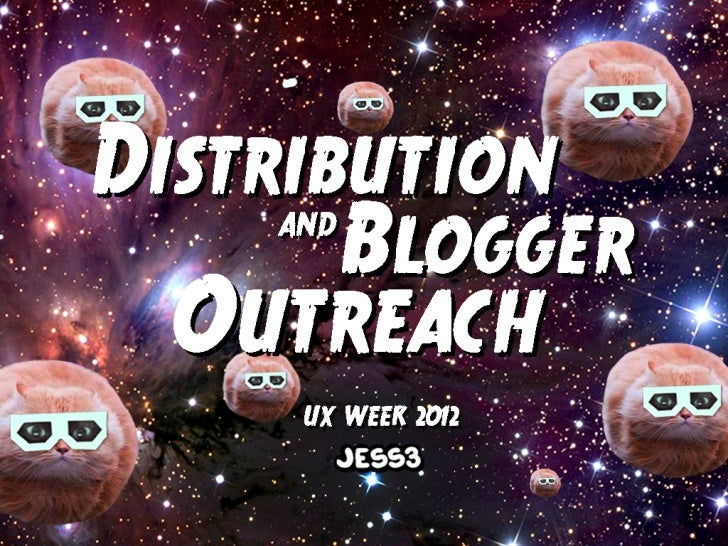 Thought Starters for Infographic Distribution and Outreach