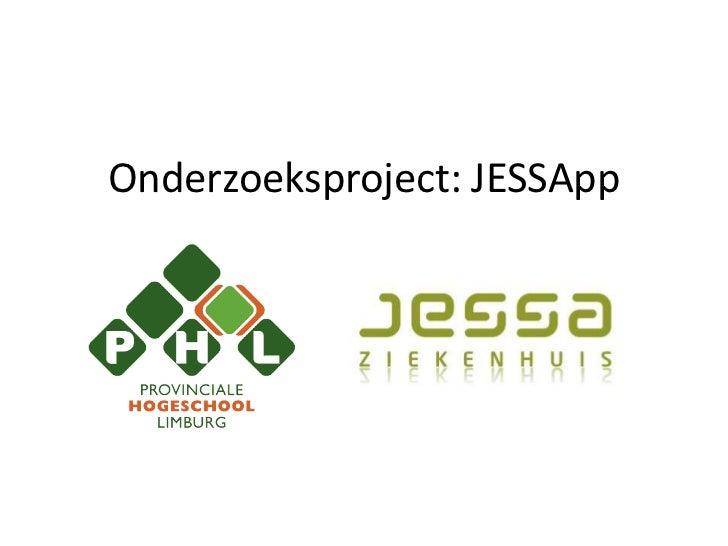 JESSApp door PHL