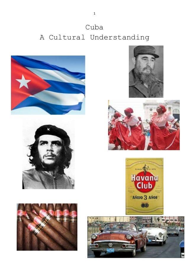 1          CubaA Cultural Understanding