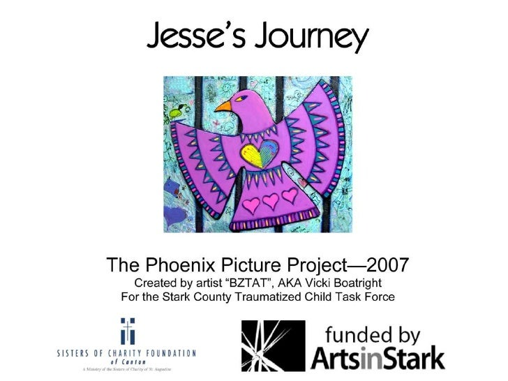 Jesses Journey Presentation 053008
