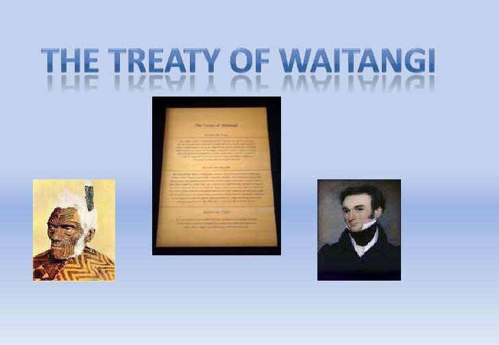 Jesse Treaty Of Waitangi