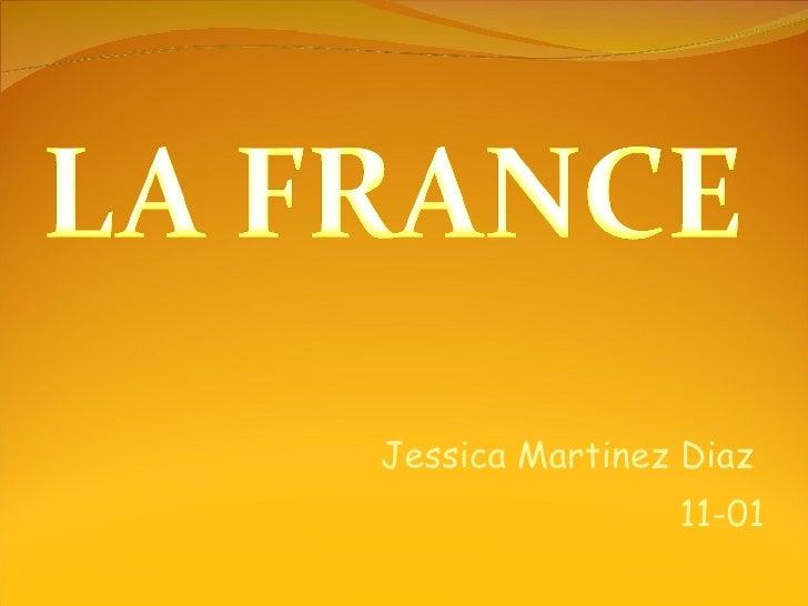 Jessica Martinez Diaz  11-01