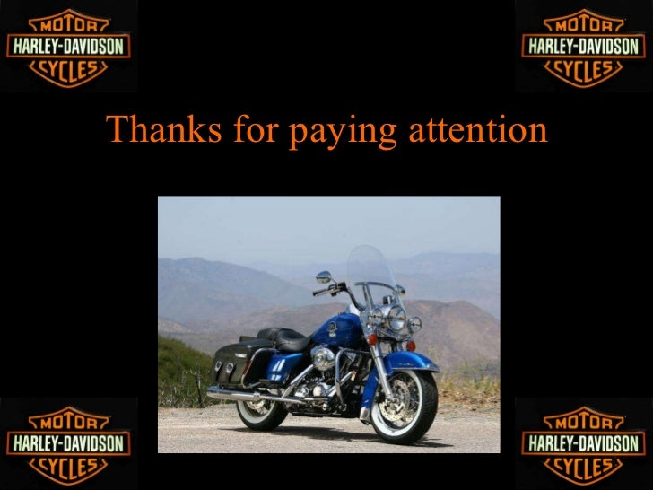 harley davidson motor company strategy analysis Harley-davidson: enterprise software selection history william harley and arthur davidson founded the harley-davidson motor company in 1903 by 1920, harley-davidson was the largest motorcycle manufacturer in the world the company survived quality problems and financial issues in the mid 1980's and remains the largest motorcycle.