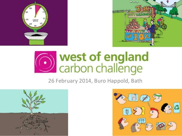 West of England Carbon Challenge Case Studies - Buro Happold 26 Feb 2014