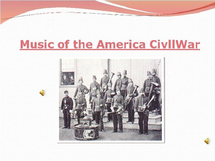 Jessica American Civill War Music