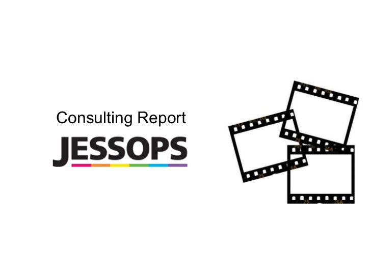 Jessops E commerce HULT MDM 2011