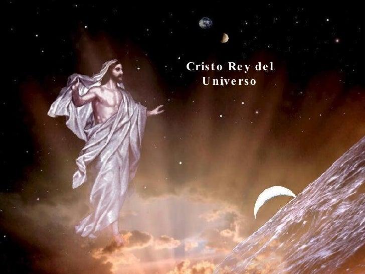 Jesus Rey del Universo