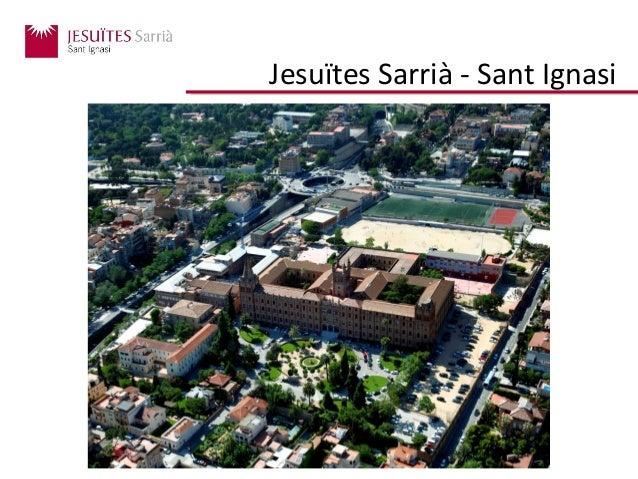 Jesuites sarria   sant ignasi